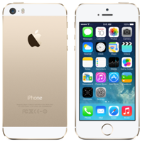 Used as Demo Apple iPhone 5s 16GB Gold (6 month warranty)