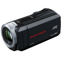 New JVC GZ-R18 HD Memory Camcorder