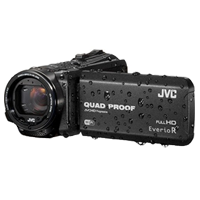 New JVC GZ-RX630 Quad Proof Video Cameras
