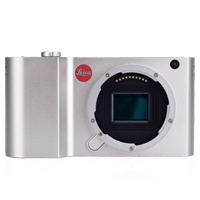 New Leica T (Typ 701) 16MP Body Mirrorless Digital Camera Silver