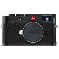 New Leica M10 24MP Body Digital Camera Black