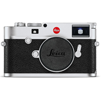 New Leica M10 24MP Body Digital Camera Silver