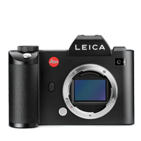 New Leica SL (Typ 601) 24MP Body Digital Camera Black