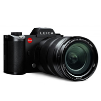 New Leica SL (Typ 601) 24MP (24-90mm) Kit Mirrorles Digital Camera Black