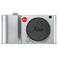 New Leica TL2 24MP Body Mirrorless Digital Camera Silver