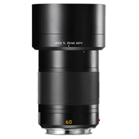 New Leica APO-Macro-Elmarit-TL 60mm F2.8 ASPH Lens Black