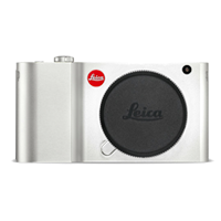 New Leica TL 16MP Body Mirrorless Digital Camera Silver