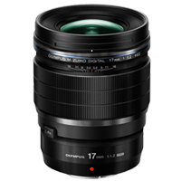 New Olympus M.Zuiko Digital ED 17mm F1.2 PRO Lens