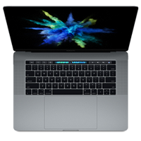 New Apple MacBook Pro MLH32ZP/A i7 2.6GHz (256GB) 15 inch Space Gray