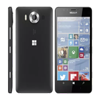 Microsoft Lumia 950 32GB 3GB RAM 4G LTE SmartPhone Black Refurbished (1 YEAR NEW ZEALAND WARRANTY)