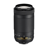 New Nikon AF-P DX NIKKOR 70-300mm f/4.5-6.3G ED Lens