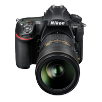 New Nikon D850 DSLR 45MP Kit 24-70mm Digital Camera