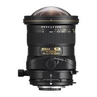 New Nikon PC Nikkor 19mm F/4E ED Lens