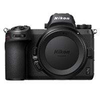 New Nikon Z7 Mirrorless Body Digital SLR Camera Black with Mount FTZ adapter