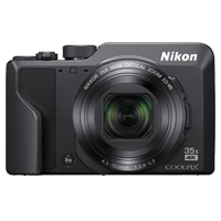 New Nikon Coolpix A1000 16MP Digital Camera Black