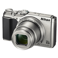 New Nikon Coolpix A900 20MP Digital Camera Silver