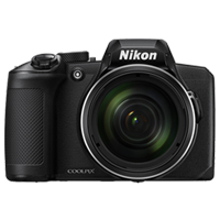 New Nikon Coolpix B600 16MP Digital Camera Black