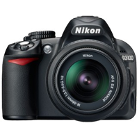 Nikon D3100 Kit AF-S 18-55mm VR Lens Digital SLR Camera (PRIORITY DELIVERY + FREE ACCESSORY)