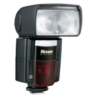 New Nissin Di866 Mark II Flash for Sony