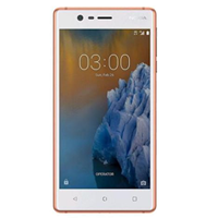 New Nokia 3 Dual SIM 16GB 2GB RAM 4G LTE SmartPhone Copper White
