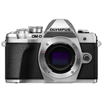 New Olympus OM-D E-M10 MK III (Body) Kit Digital Cameras Silver