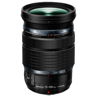 New Olympus M.ZUIKO DIGITAL ED 12-100mm F4.0 IS PRO Lens