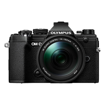 New Olympus OM-D E-M5 III Body Black kit box