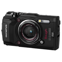 New Olympus TOUGH TG-5 12MP Digital Camera Black