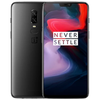 New OnePlus 6 A6003 Dual Sim 128GB 16MP 4G LTE Smartphone Midnight Black