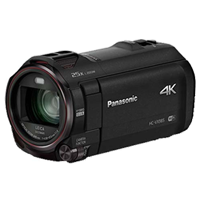 New Panasonic HC-VX985 4K Full Ultra HD Camcorder
