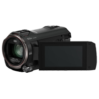 New Panasonic HC-V770 24MP PAL Video Cameras and Camcorders