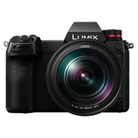 New Panasonic LUMIX DC-S1R With 24-105mm F.4 Digital SLR Camera