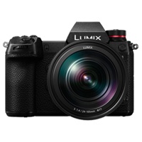 New Panasonic LUMIX DC-S1 With 24-105mm F.4 Digital SLR Camera