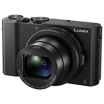 New Panasonic LUMIX DMC-LX10 20MP Digital Camera Black
