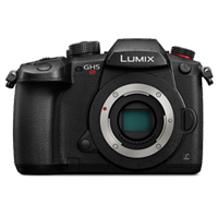 New Panasonic Lumix DC-GH5S Body Digital Camera Black