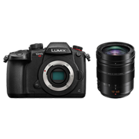 New Panasonic Lumix DC-GH5S With 12-60 f2.8 Digital Camera Black