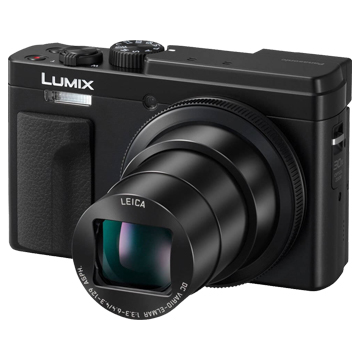New Panasonic Lumix DC-TZ95 Digital Camera Black