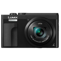 New Panasonic LUMIX DMC-TZ90 20MP Digital Camera Black