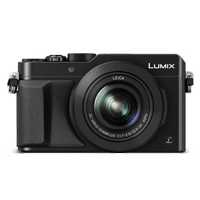 New Panasonic LUMIX DMC-LX100 12.8MP Digital Camera Black