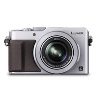 New Panasonic LUMIX DMC-LX100 12.8MP Digital Camera Silver