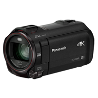 Panasonic HC-VX980 18MP 4K Full HD Camcorder