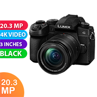 New Panasonic Lumix DC-G9 kit (12-60 F3.5-5.6) Digital Camera