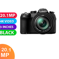 New Panasonic Lumix DMC-FZ1000 II 20.1MP Digital Camera Black
