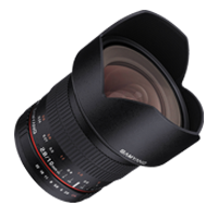 New Samyang 10mm f/2.0 ED AS NCS CS Lens for Fuji X