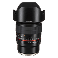 New Samyang 10mm f/2.0 ED AS NCS CS Lens for Sony E