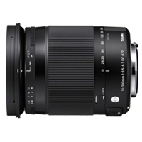 New Sigma 18-300mm F3.5-6.3 DC MACRO OS Contemporary Lens for Canon
