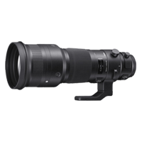 New Sigma 500mm F4 DG OS HSM | Sports (Canon) Lens