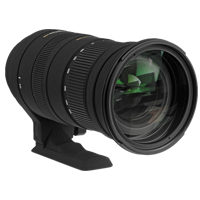 New Sigma APO 50-500mm F/4.5-6.3 DG OS HSM Lens for Canon