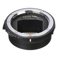 New Sigma Mount Converter MC-11 for Canon to Sony