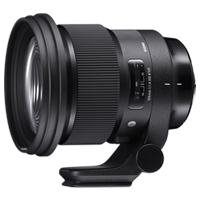 New Sigma 105mm f/1.4 DG HSM (Art) Lens (Canon)